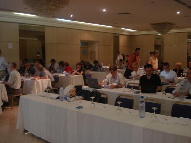 Технолаб претставуван од м-р. Магдалена Трајковска Трпевска учествуваше на 11-та заедничка конференција и работилница на TFEIP и EIONET